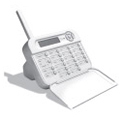 Pro Logic/Aqua Plus Wireless Table Top Wireless Display - P8 (White)