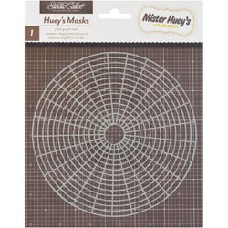 Studio Calico - Mister Huey's Masks - Circle Graph