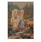 Natures Guardian Angel Tapestry