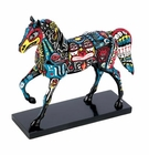 Trail of Painted Ponies Spirit of the Northwest Figurine