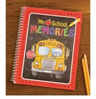 School Memories Book