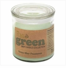 Green Mint Soy Candle