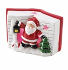 Light-Up Storybook Santa