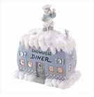 Snow Buddies Light-Up Diner