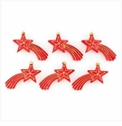 Shooting Star Christmas Tree Ornaments