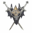 Armored Dragon Wall Crest