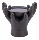Sculpted Hands Oil Warmer