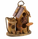 Bird Caf� Birdhouse