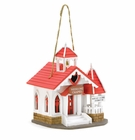 Wedding Chapel Bird House