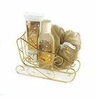 Aromanice Golden Sleigh Bath Gift Set