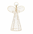 Beaded Angel Decor