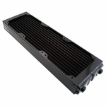 Koolance Low-Flow 3x120mm Radiator (no nozzles)