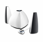 Edifier Prisma E3350BT Bluetooth 2.1 Multimedia Speaker System � White