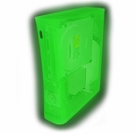 XCM Xbox 360 Glow Case with HDMI Port