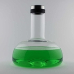 PrimoChill Intensifier Transparent Fluid Dye - UV Green