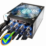 Kingwin MACH 1 1000W Modular Power Supply