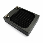 XSPC AX120 Single Fan Radiator (Black)