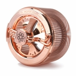 NoFan CR-95C IcePipe Fanless CPU Cooler - Copper