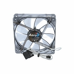 AeroCool V12 Black Line 120mm LED Fan