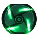 Bitfenix Spectre 200mm LED Case Fan - Green