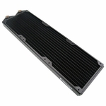 Koolance High-Flow 3x140mm Radiator (no nozzles)