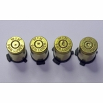 ABXY Bullet Buttons Brass+Brass for XBOX 360 Controller w/ Torx L Key