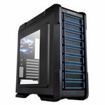 Thermaltake Chaser A31 Mid Tower Chassis - Black
