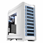 Thermaltake Chaser A31 Mid Tower Chassis - Snow Edition