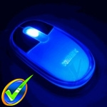 Xoxide BlueIce USB Optical Mouse