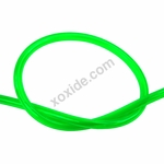 "Masterkleer PVC Tubing PVC (3/8"" ID 1/2"" OD) UV-Reactive Green (10ft)"
