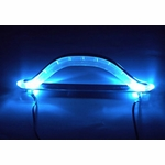 Sunbeam LED Case Handles - Blue