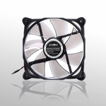 Noiseblocker NB-Multiframe M12-S3HS 120mmx25mm Ultra Silent Fan - 1800 RPM