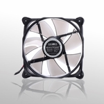 Noiseblocker NB-Multiframe M12-PS 120mmx25mm Super Ultra Silent PWM Fan - 600-1500 RPM