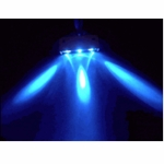 Blue Lazer LED Light Kit