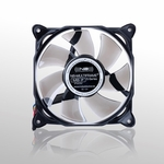 Noiseblocker NB-Multiframe M8-P 80mm x 25mm Ultra Silent PWM Fan - 500-2000 RPM