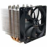 Scythe Ninja 2 Six Heat Pipe Universal CPU Cooler rev. B