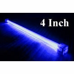 4in Dual Blue Cold Cathode Kit