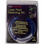 Techflex Wire Sleeving Kit (UV Blue)