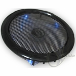 250mm Silent Case Fan - Blue LED