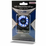 Noiseblocker NB-BlackSilentFan XM2 40mmx10mm Ultra Quiet Fan - 3800 RPM
