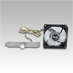 AeroCool X-Flow 80mm Adjustable Speed Fan
