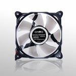 Noiseblocker NB-Multiframe M8-S2 80mm x 25mm Ultra Silent Fan - 1700 RPM
