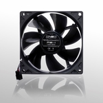 Noiseblocker NB-BlackSilentPro PE-1 92mm x 25mm Ultra Quiet Fan - 1300 RPM
