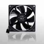 Noiseblocker NB-BlackSilentPro PE-P 92mm x 25mm Ultra Quiet PWM Fan - 1800 RPM