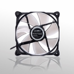 Noiseblocker NB-Multiframe M12-S2 120mmx25mm Ultra Silent Fan - 1250 RPM