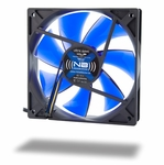 Noiseblocker NB-BlackSilentFan XLP 120mm x 25mm Ultra Quiet PWM Fan - 1000-2000 RPM