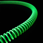 "PrimoChill Anti-Kink Coils (for 3/4"" OD) - UV Green"