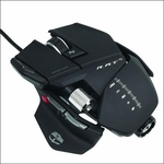 MadCatz Cyborg R.A.T. 5 Gaming Mouse - Matte Black