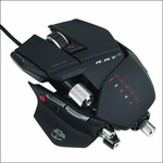 MadCatz Cyborg R.A.T. 7 Gaming Mouse - Matte Black
