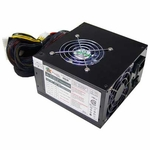 Logisys 575w Power Supply w/ Dual 80mm Fans